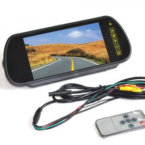 "7"" Rear View Mirror Monitor"