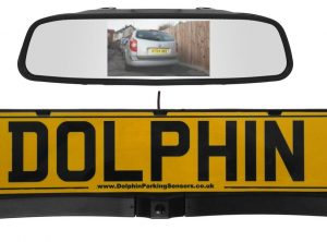 Dolphin Van Numberplate Mounted Camera
