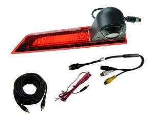 Ford Transit Custom LED Brake Light Camera May 2016 -