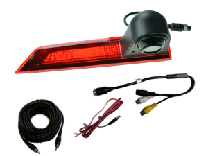 Ford Transit Custom LED Brake Light Camera May 2016 -