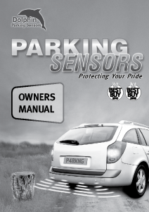 Dolphin Parking Sensors Manual