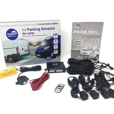 Dolphin Van Parking Sensors
