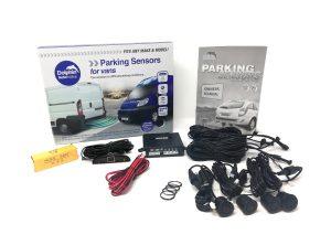 Dolphin Van Parking Sensors Audio Display Kit